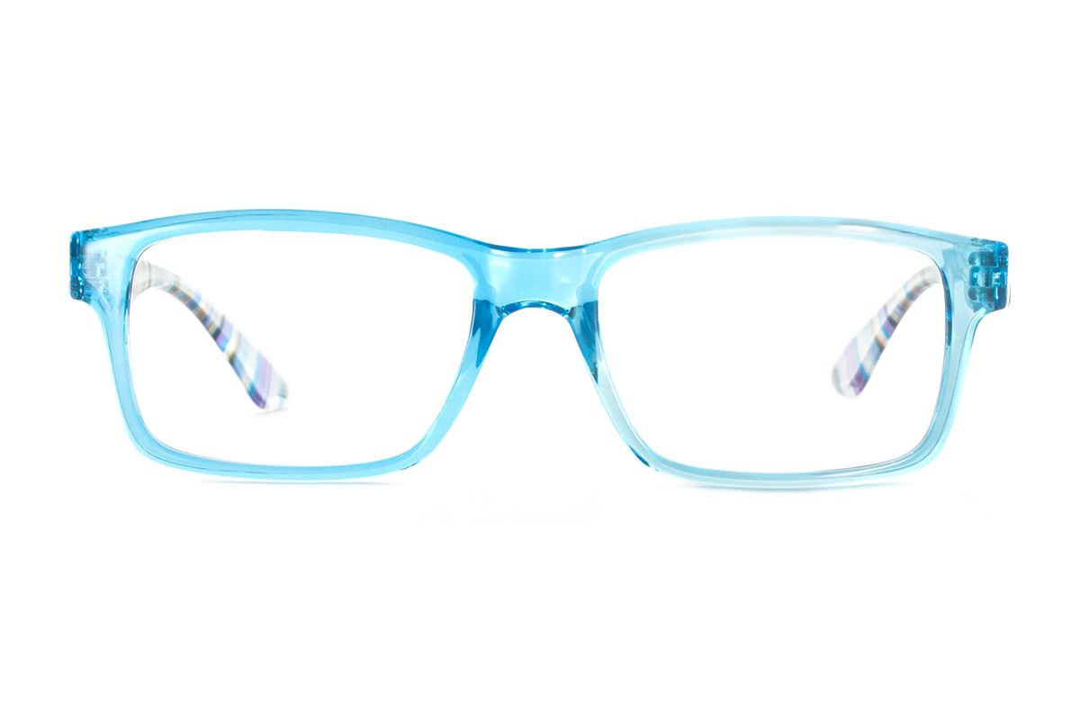 严选韩制时尚眼镜 FV509-BU2