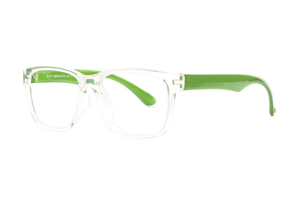 嚴選韓製透明眼鏡 F2021-GE1