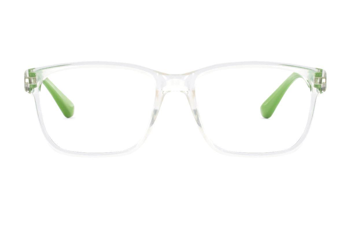 嚴選韓製透明眼鏡 F2021-GE2