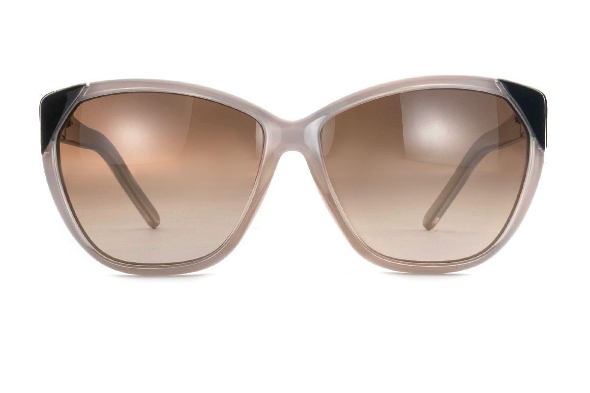 Chloé 高質感太陽眼鏡 CE600S-GR2