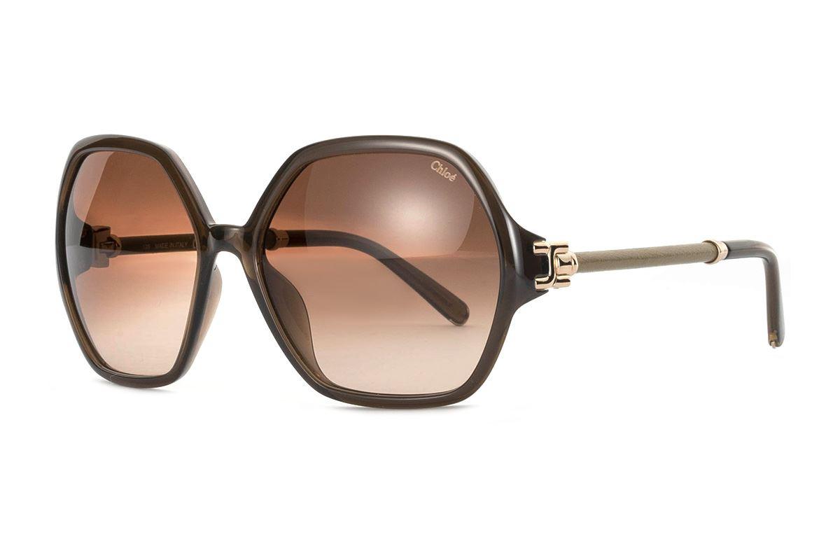 Chloé 高质感太阳眼镜 CE638SL-3031