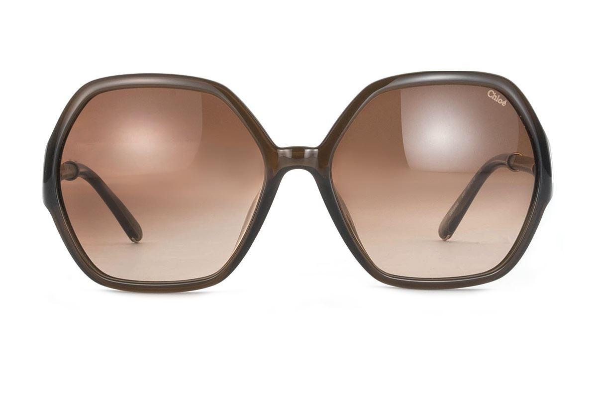 Chloé 高質感太陽眼鏡 CE638SL-3032