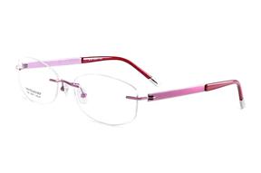 眼镜镜框-FG 高质感纯钛镜框 0734-RE