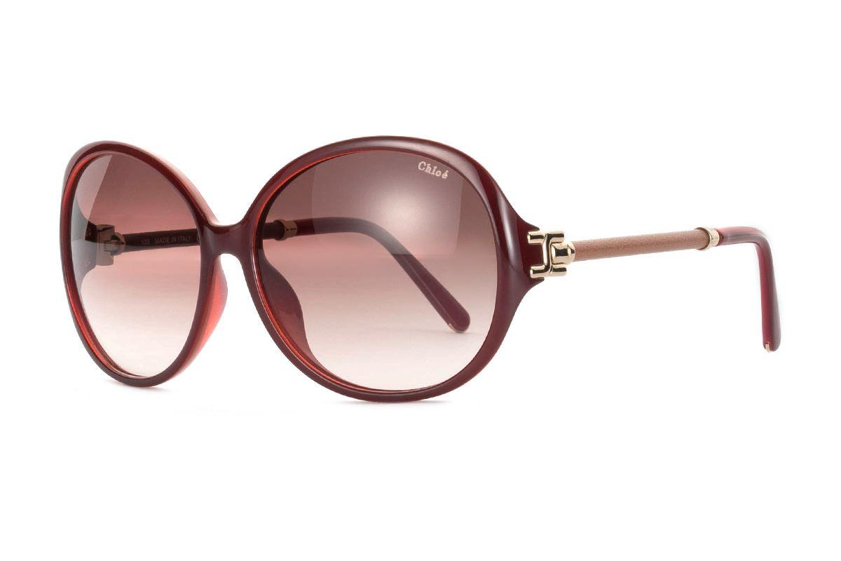 Chloé 高质感太阳眼镜 CE639SL-6031