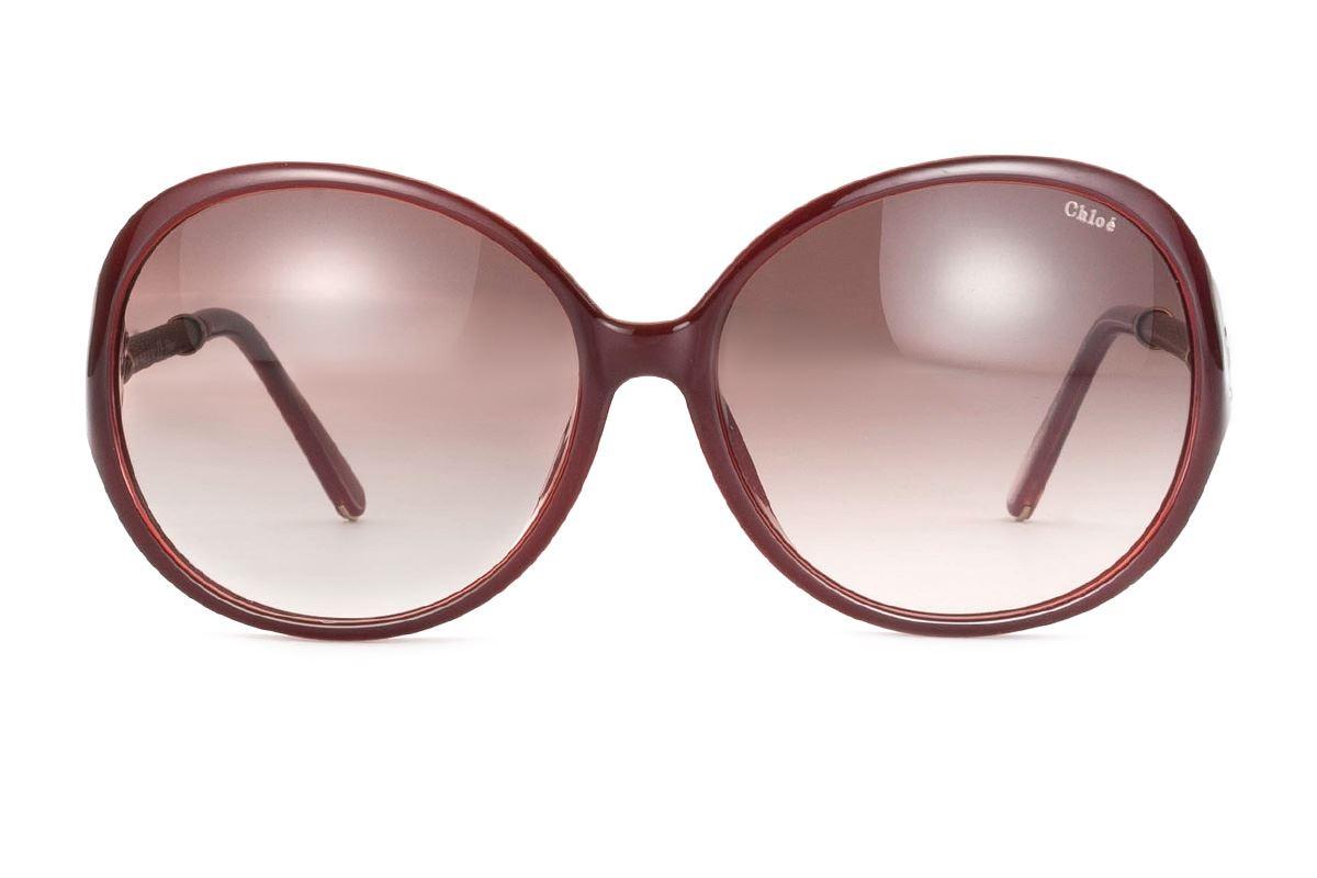 Chloé 高质感太阳眼镜 CE639SL-6032