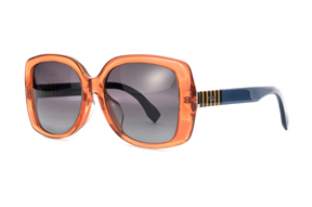 Sunglasses-Fendi FF0014FS-OR