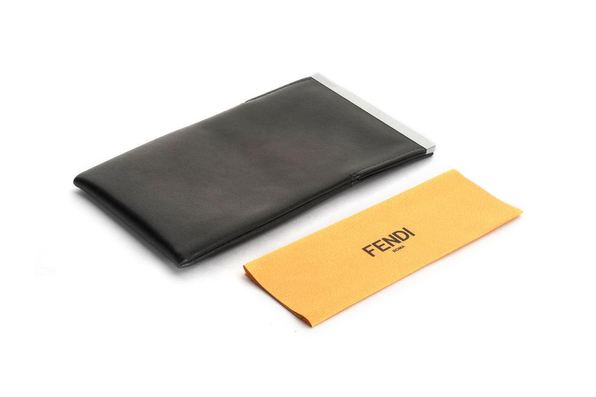 Fendi 高质感太阳眼镜 FF0014FS-OR4