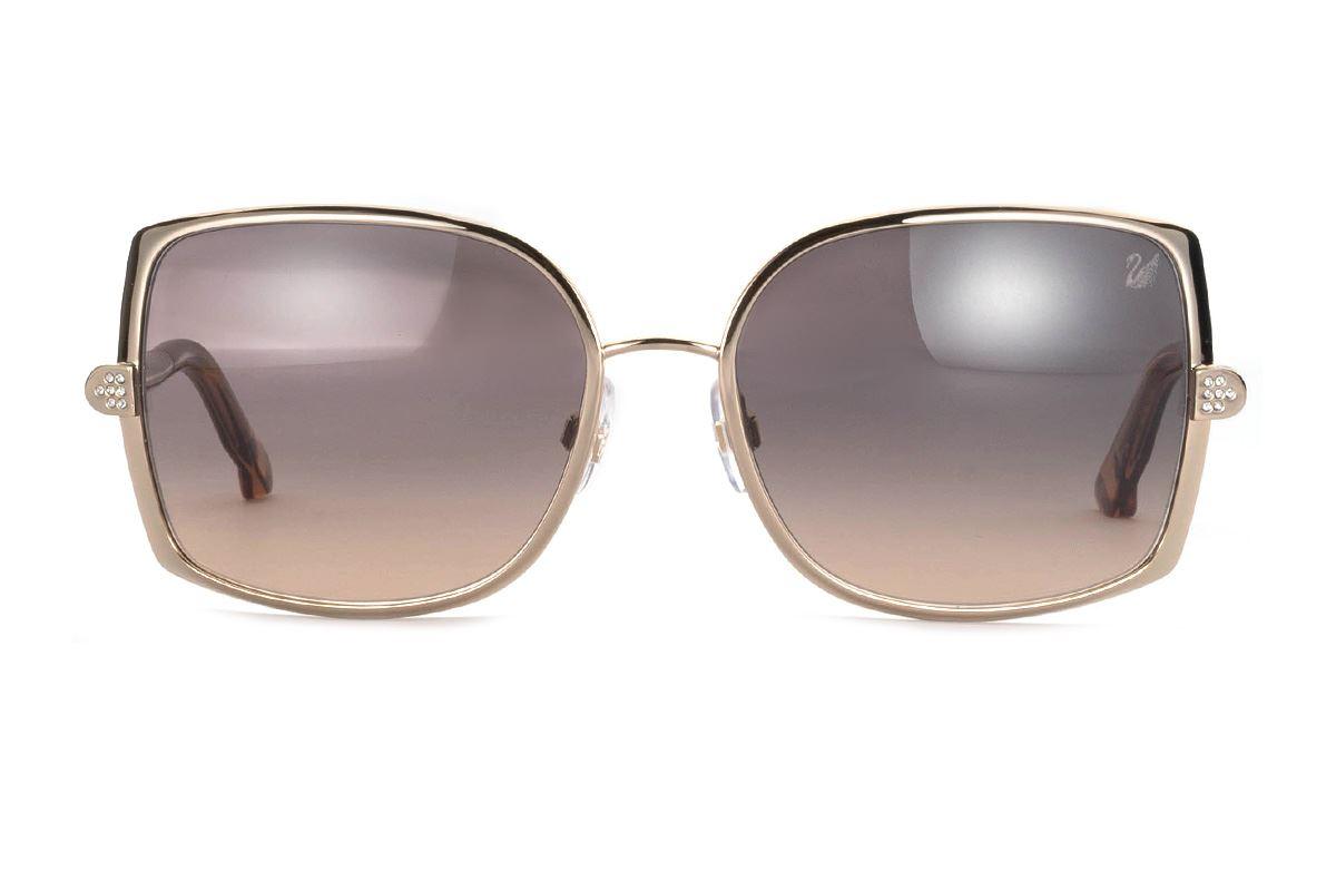 Swarovski 太陽眼鏡 SW43-GO2