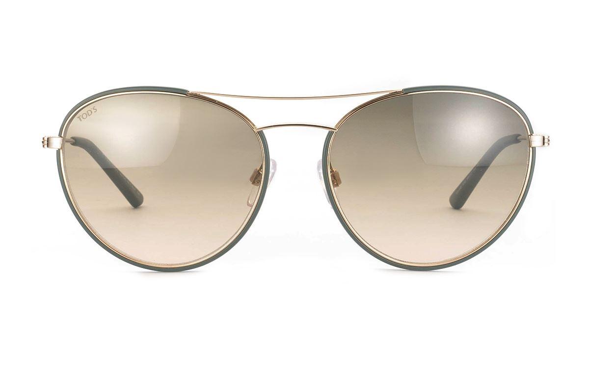 Tod's  高质感太阳眼镜 TO156-93B2