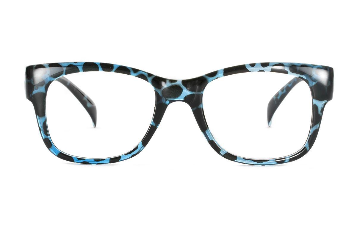 嚴選韓製時尚眼鏡 FB701-BU2
