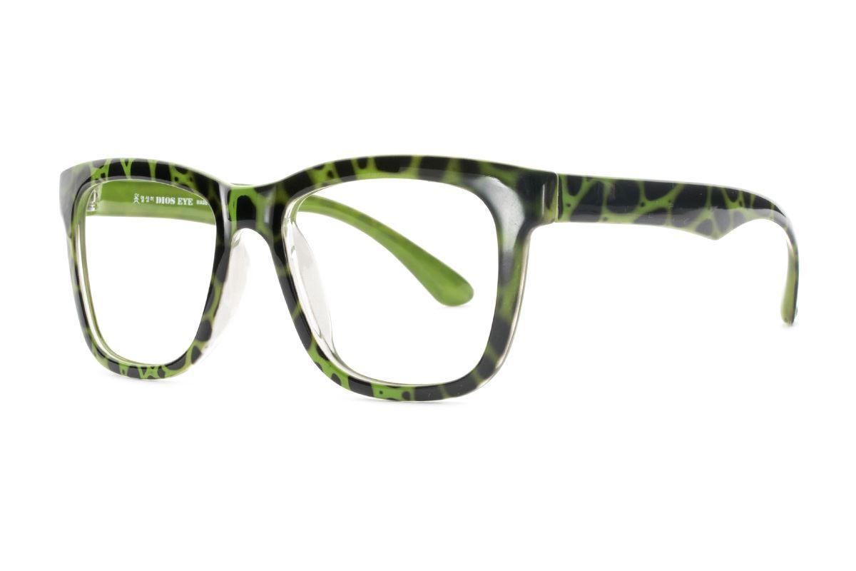 嚴選韓製時尚眼鏡 F2031-GE1