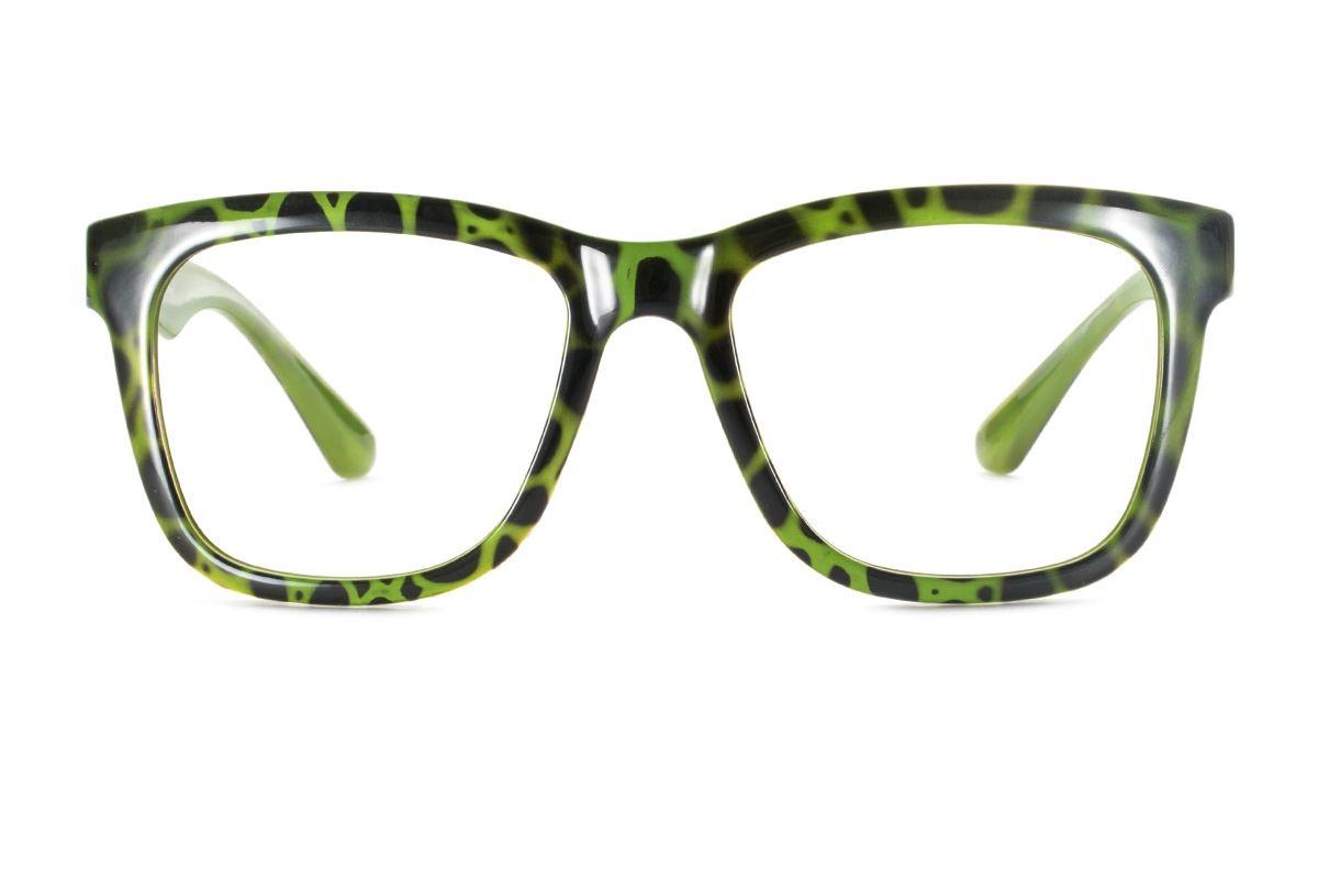 嚴選韓製時尚眼鏡 F2031-GE2