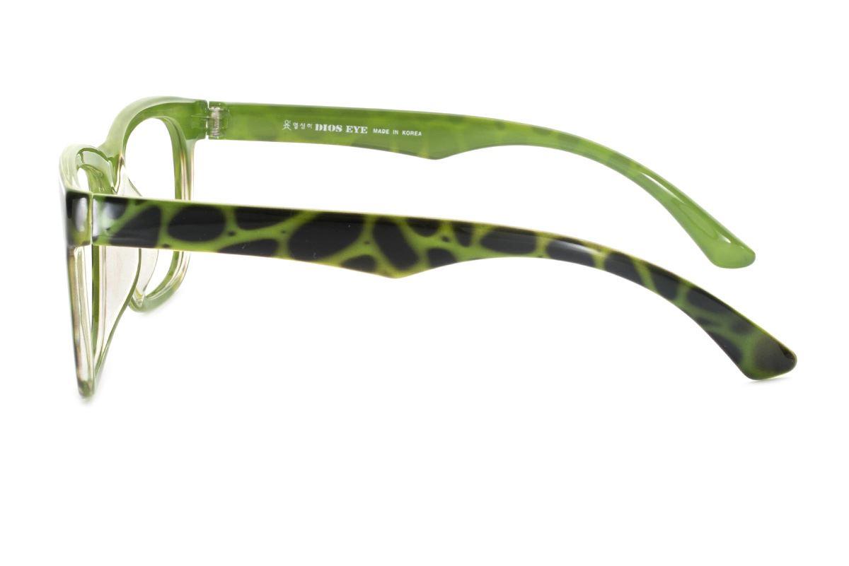 嚴選韓製時尚眼鏡 F2031-GE3