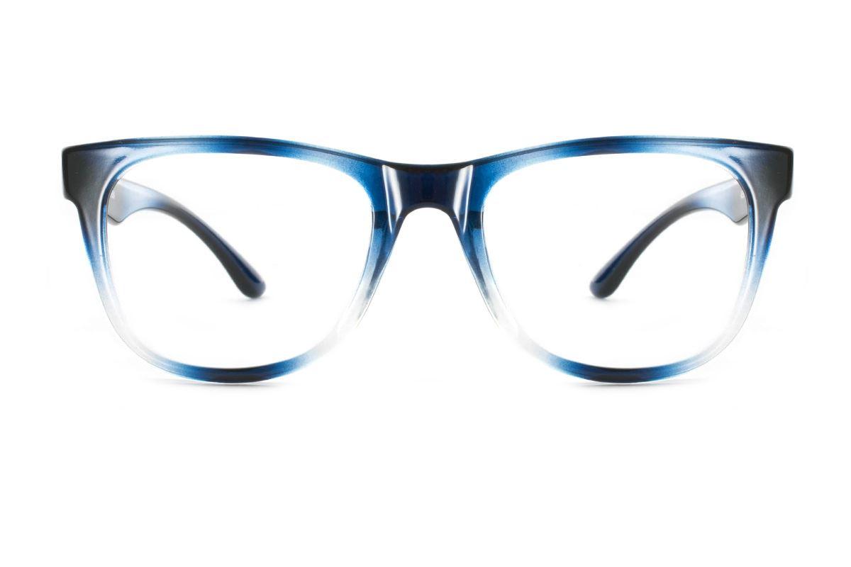 嚴選韓製時尚眼鏡 R576-BU2