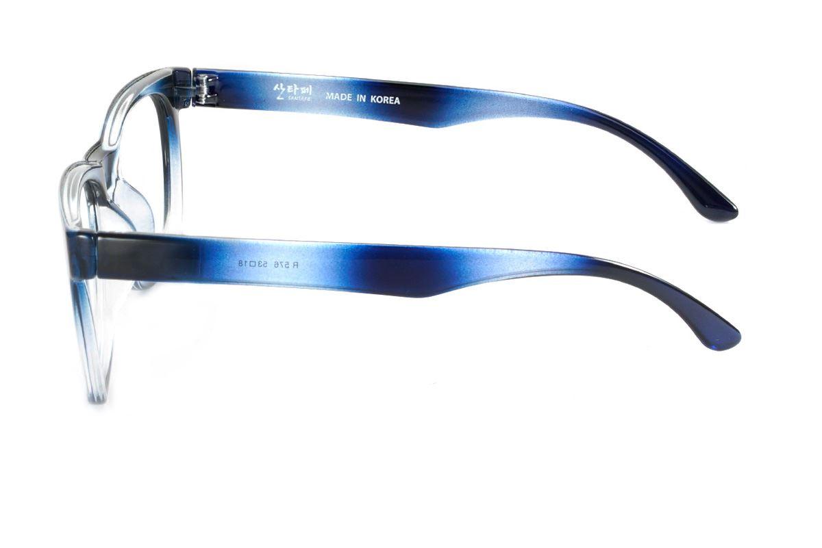 嚴選韓製時尚眼鏡 R576-BU3
