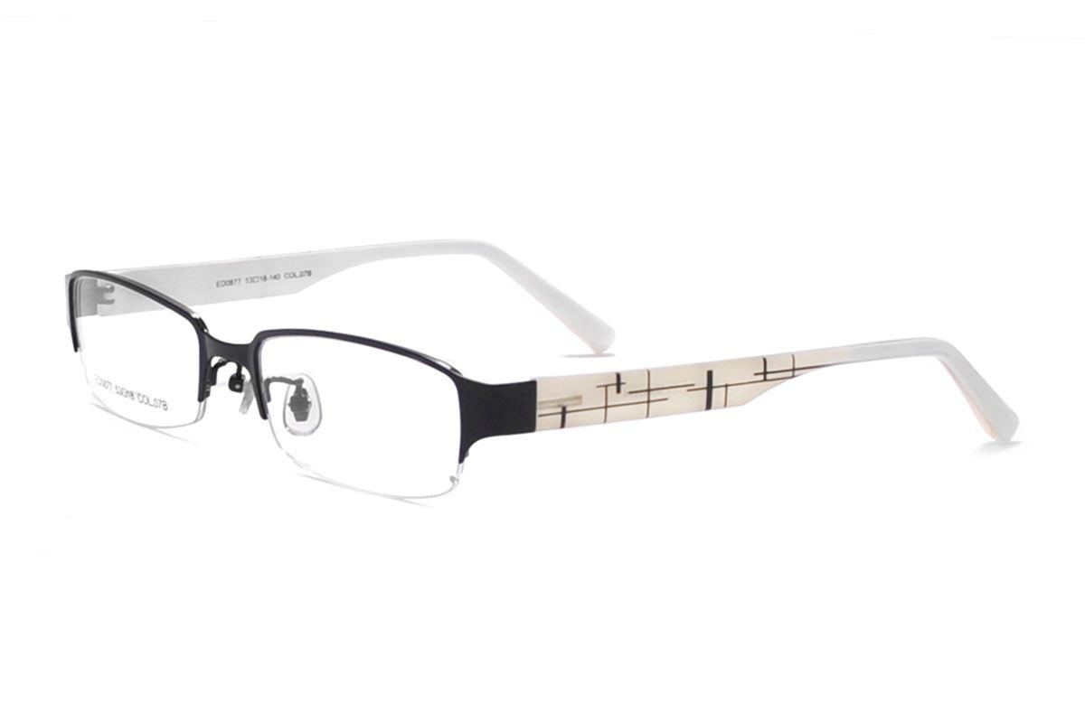 FG 高質感眼鏡框 0877-BA1