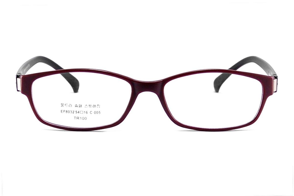 FG高质感TR胶框(EF8032红黑) 2