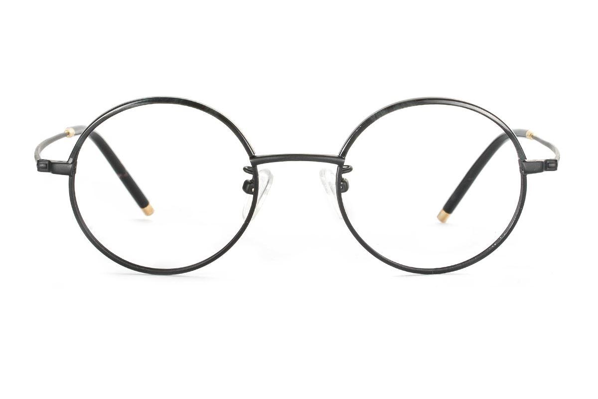 嚴選高質感純鈦眼鏡 H6178-C12