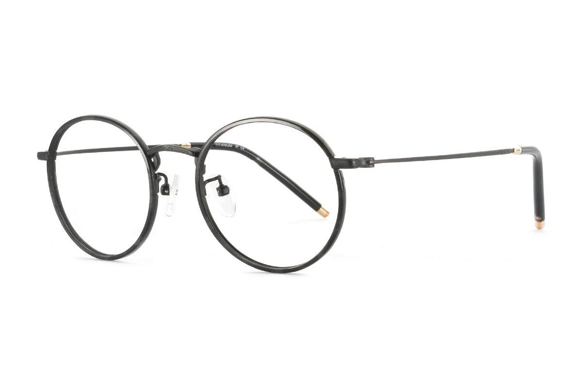 嚴選高質感純鈦眼鏡 H6175-C11
