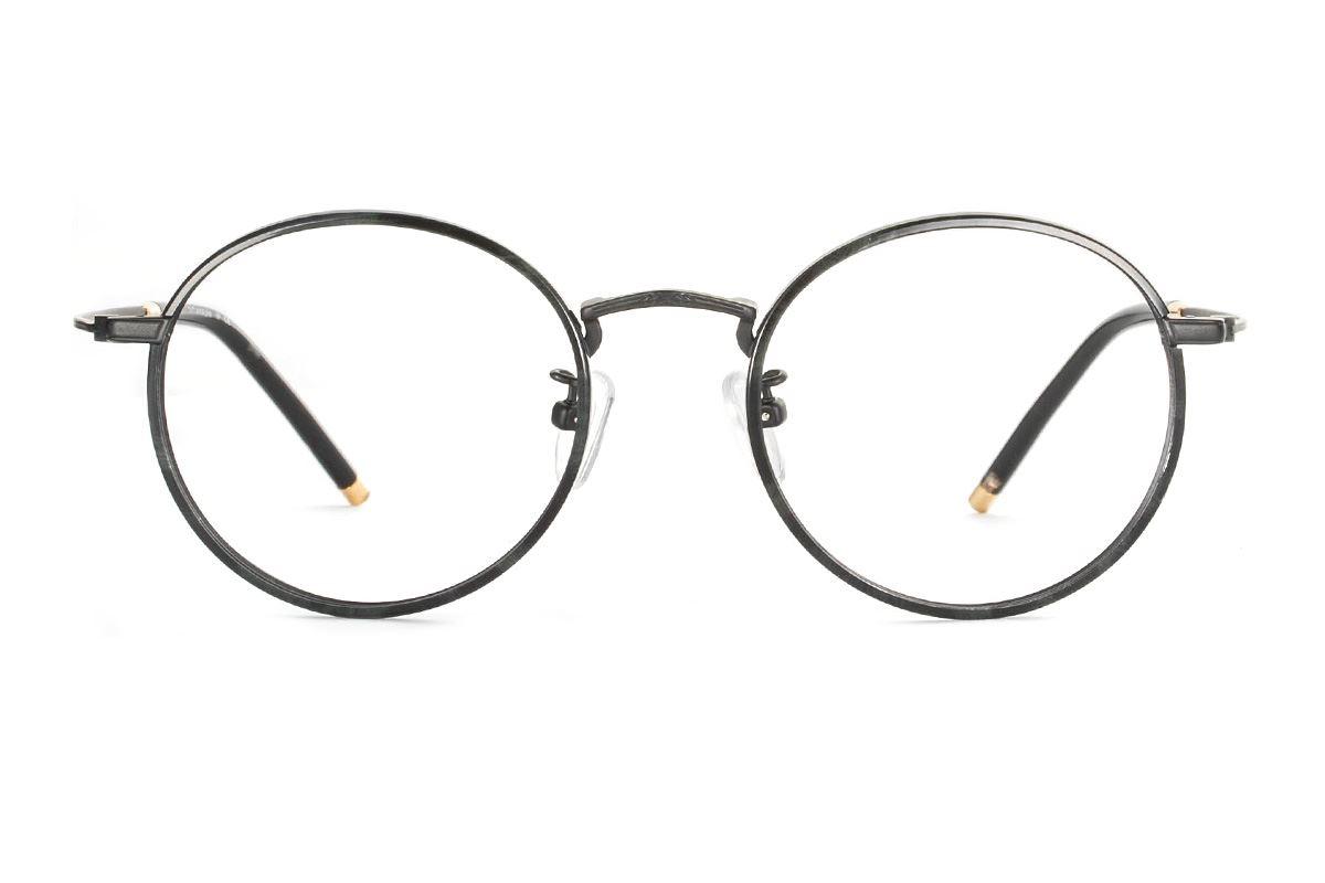嚴選高質感純鈦眼鏡 H6175-C12