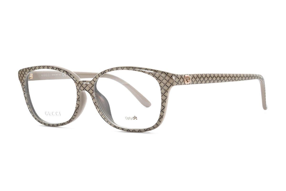 Gucci 高質感眼鏡 GG3634-DXQ1