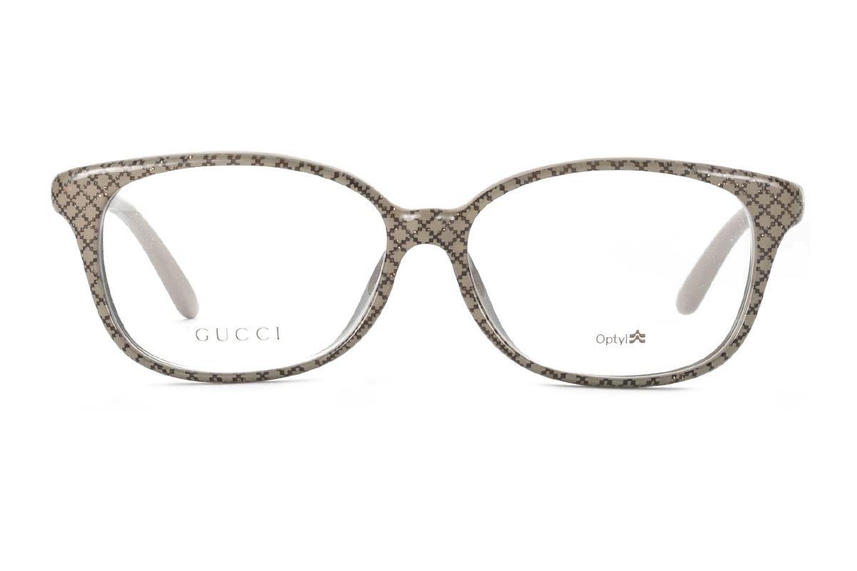 Gucci 高質感眼鏡 GG3634-DXQ2