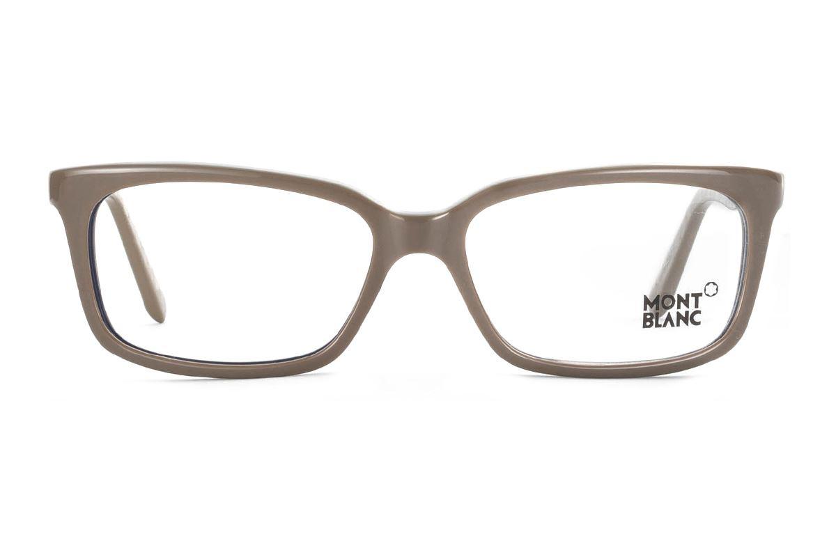 Montblanc 高质感眼镜 MB429-0592