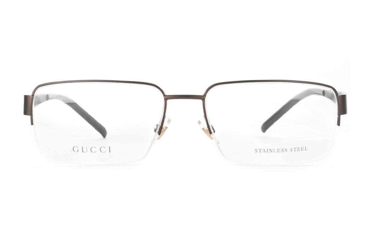 Gucci 高質感眼鏡 GG2209-P0F2