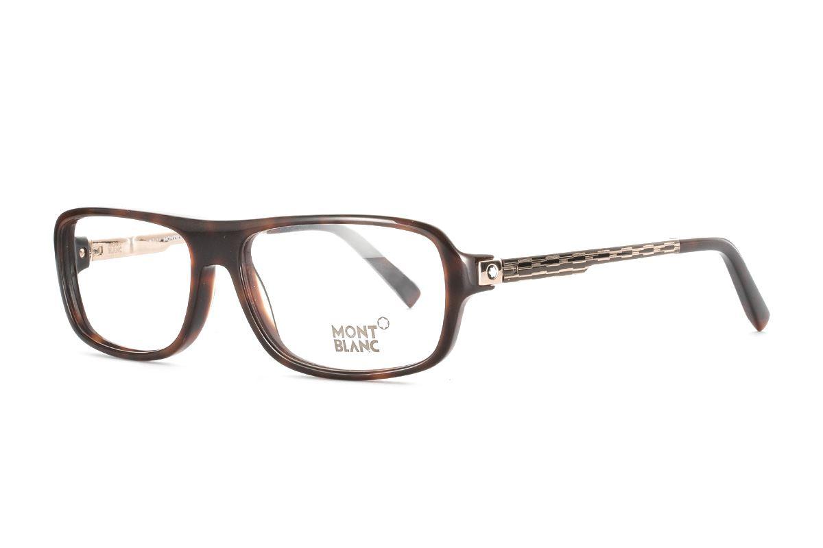 Montblanc 高質感眼鏡 MB445-0521