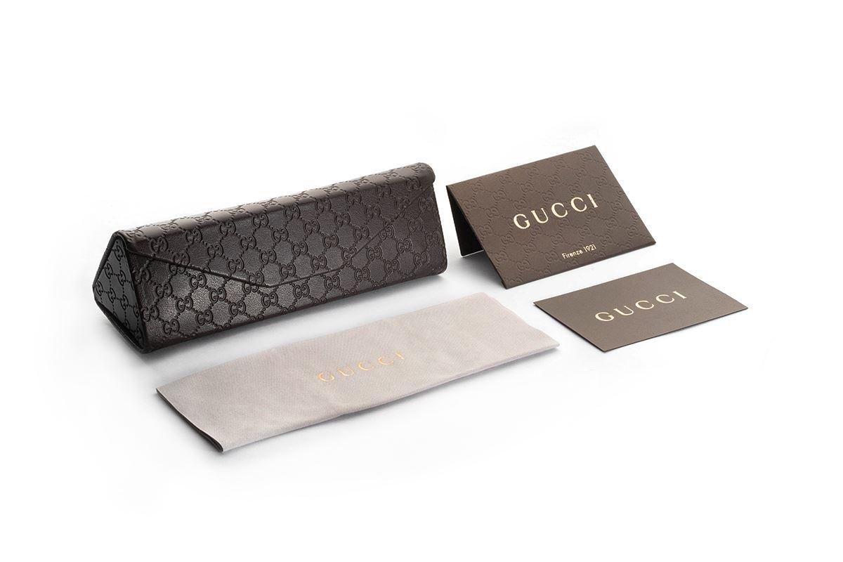 Gucci 高質感眼鏡 GG1615-8074