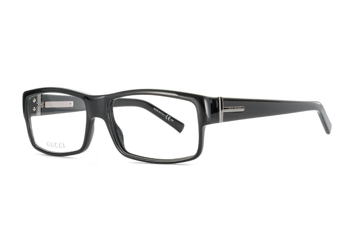 Gucci 高質感眼鏡 GG1615-8071