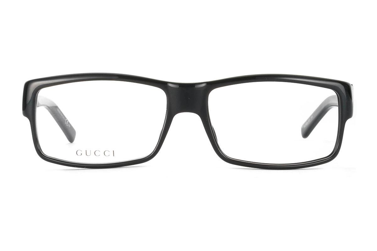 Gucci 高質感眼鏡 GG1615-8072