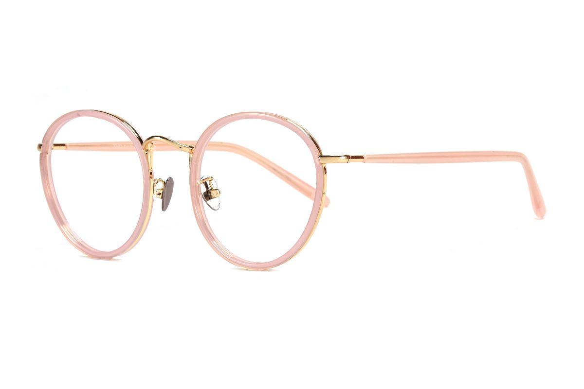 嚴選質感透明眼鏡 FU3341-C91