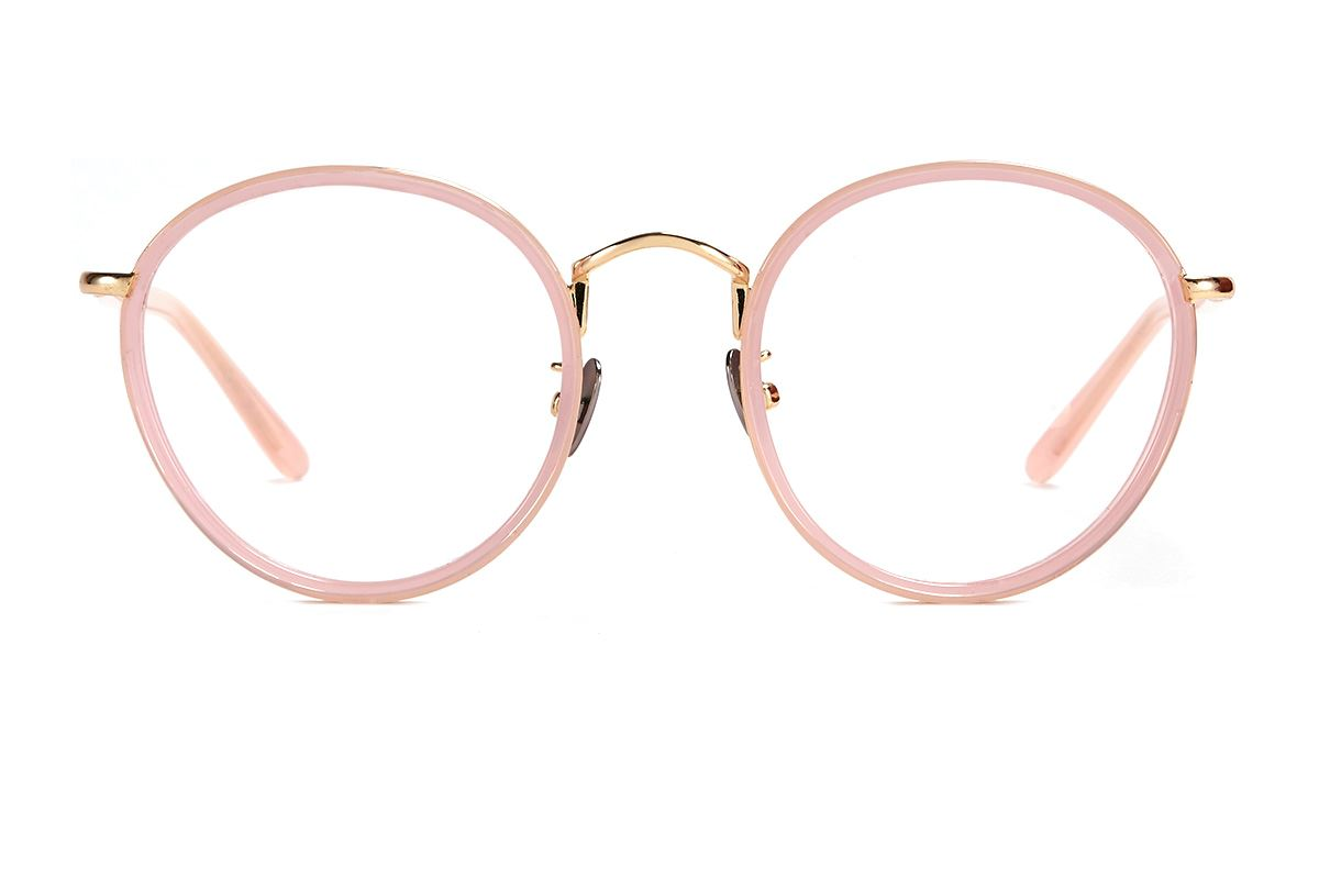 嚴選質感透明眼鏡 FU3341-C92