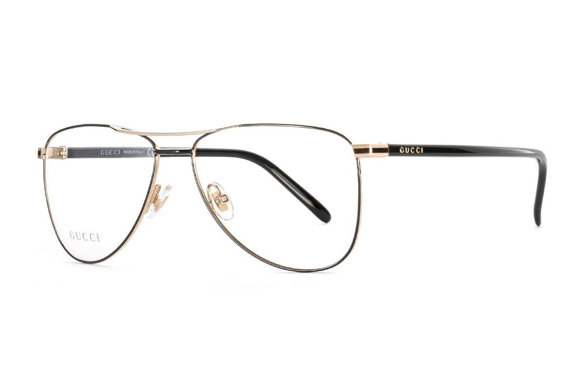 Gucci 高質感眼鏡 GG4218-WRU1