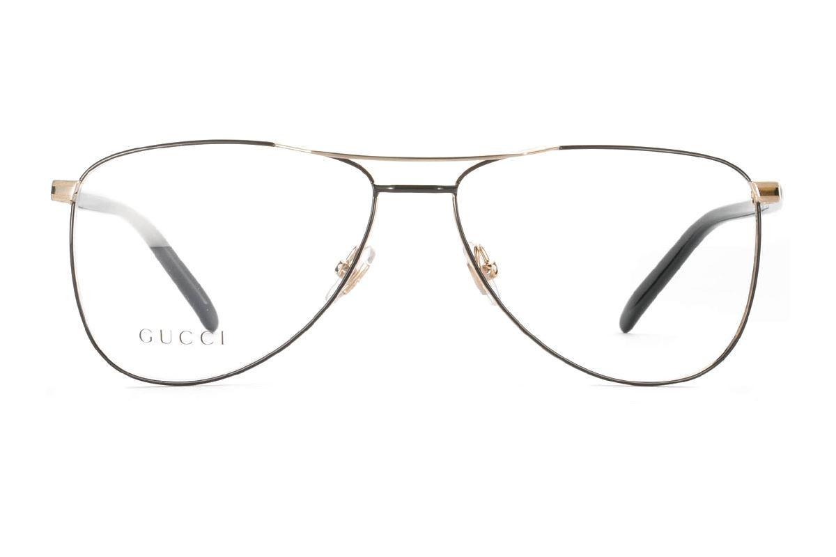 Gucci 高質感眼鏡 GG4218-WRU2