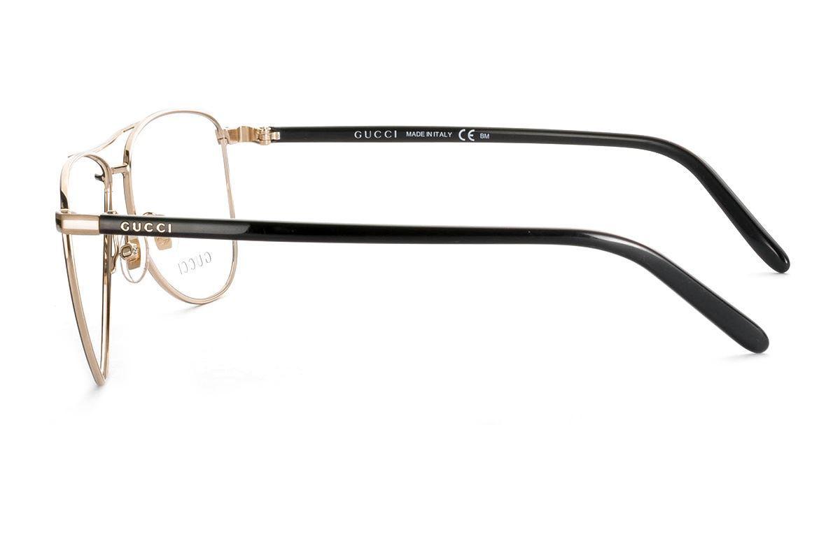 Gucci 高質感眼鏡 GG4218-WRU3