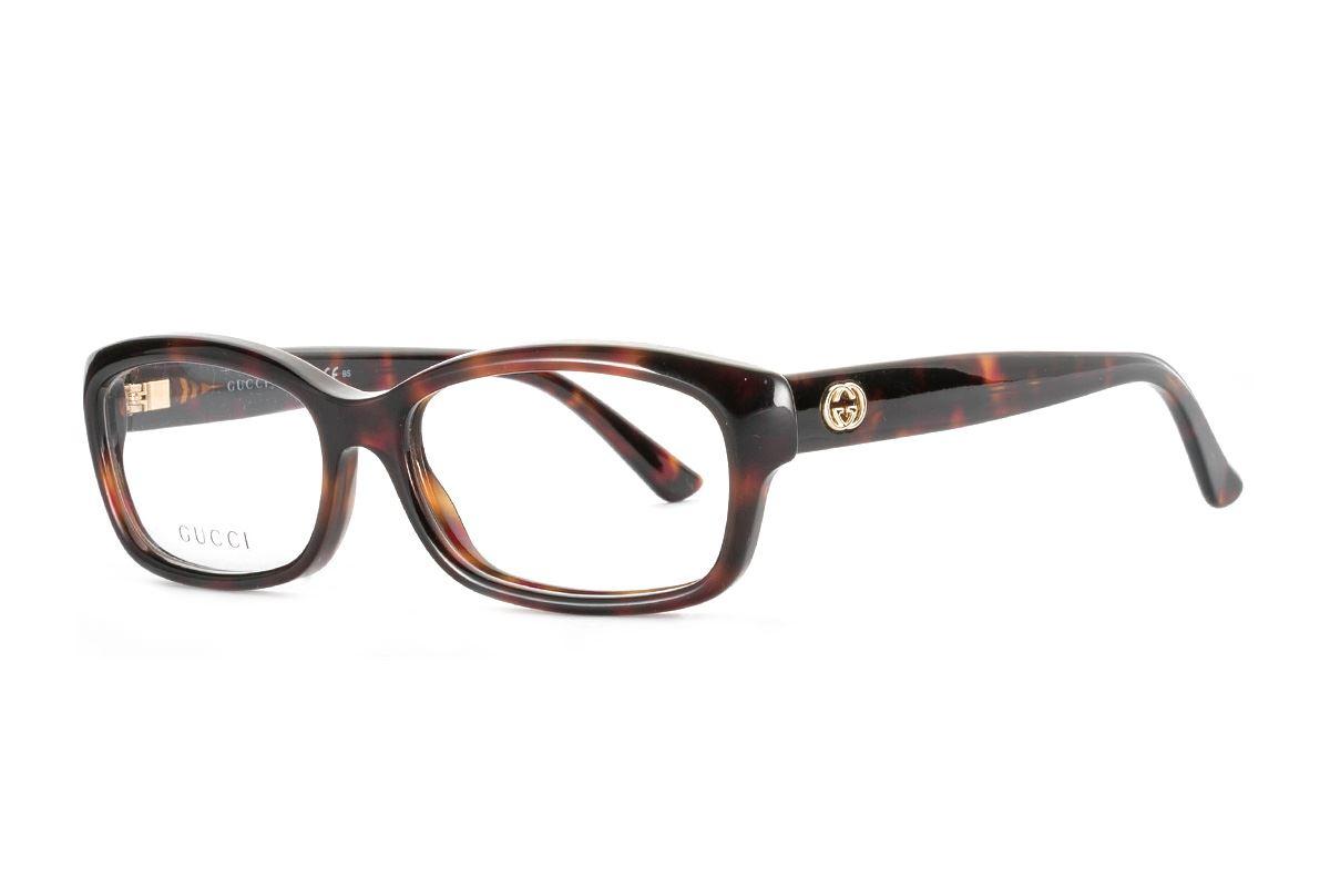 Gucci 高質感眼鏡 GG3607-TVD1