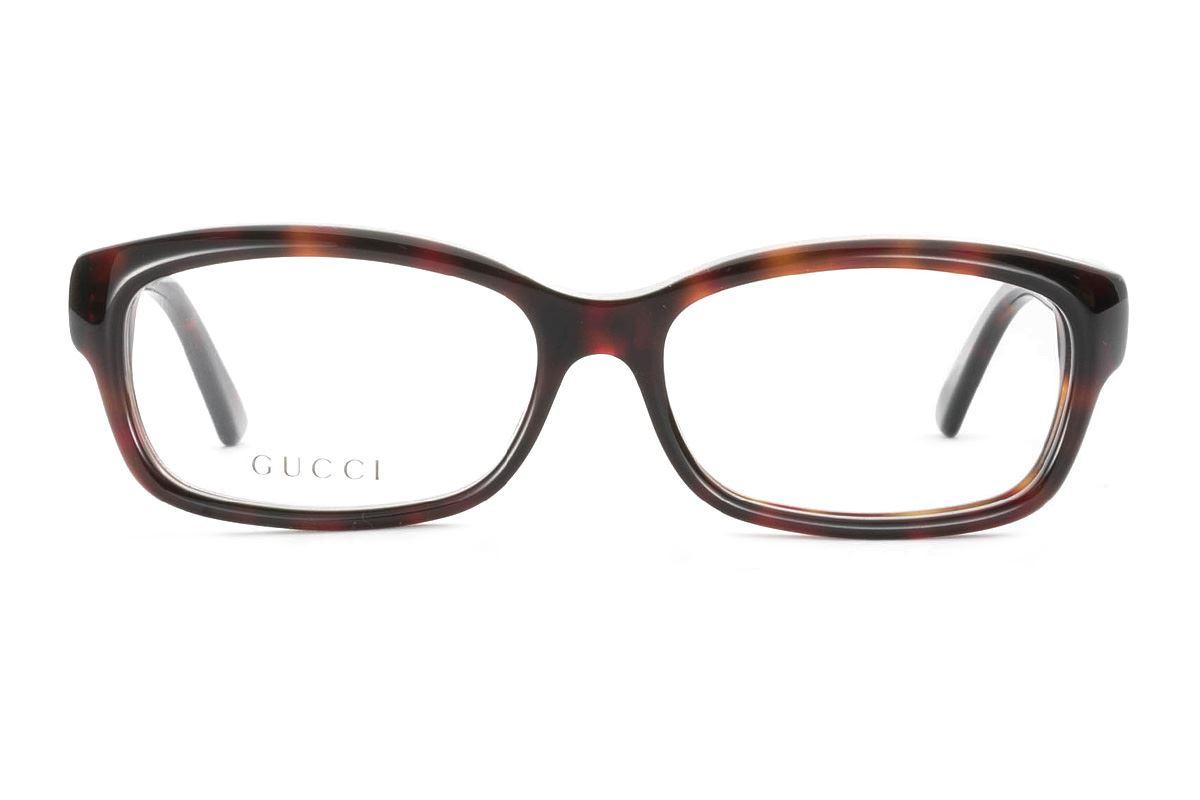 Gucci 高質感眼鏡 GG3607-TVD2