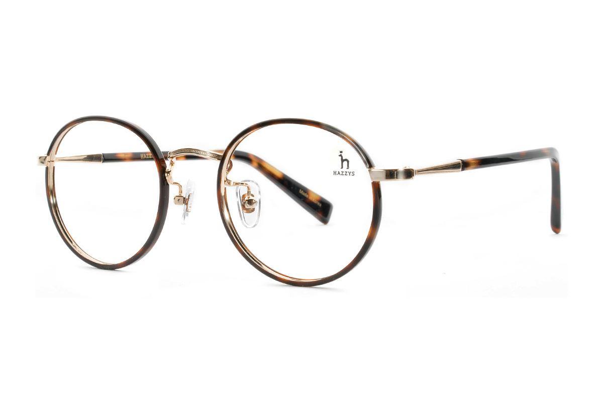HAZZYS 復古眼鏡 HZ4203-021