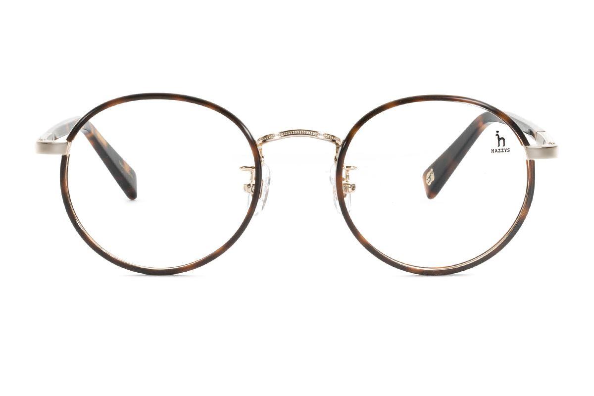HAZZYS 復古眼鏡 HZ4203-022