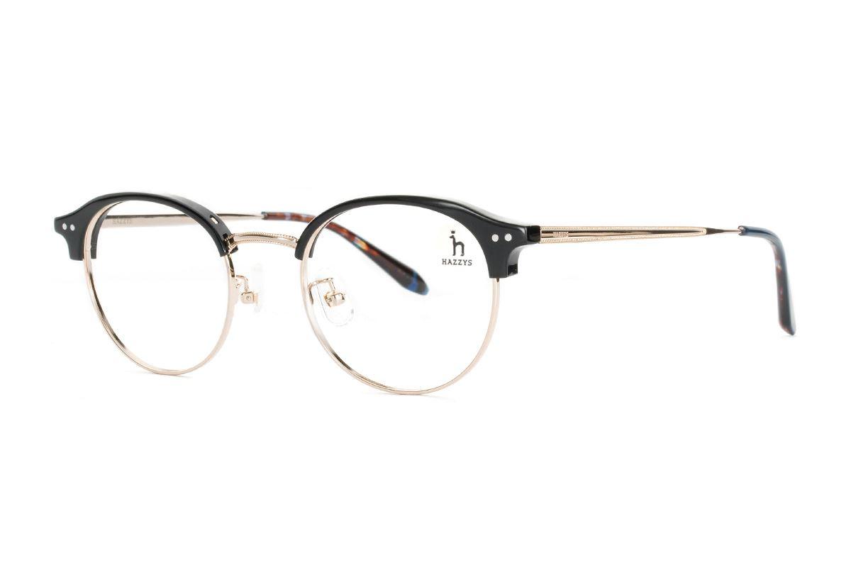 HAZZYS 復古眼鏡 HZ6202-011