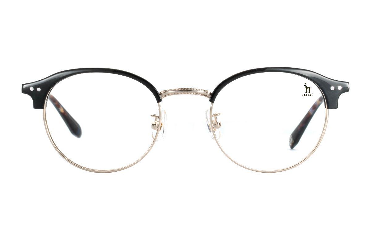HAZZYS 復古眼鏡 HZ6202-012