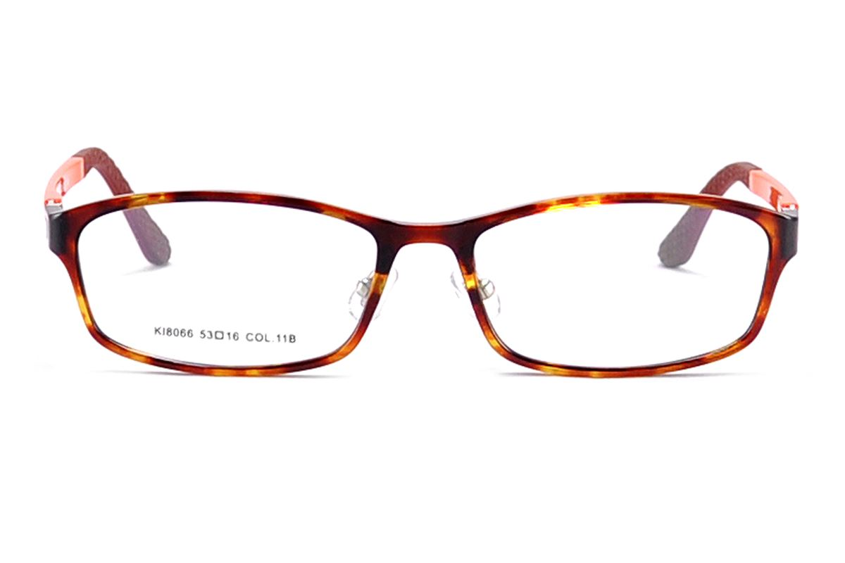 FG高質感TR膠框(KI8066琥珀橘)2