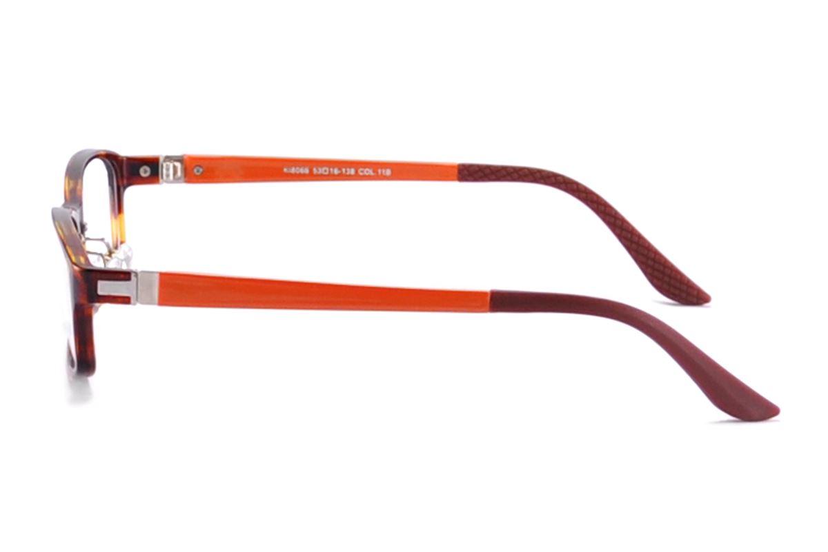 FG高質感TR膠框(KI8066琥珀橘)3