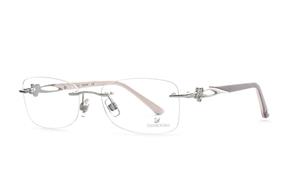 眼镜镜框-Swarovski 水晶眼镜框 SW5125-16B