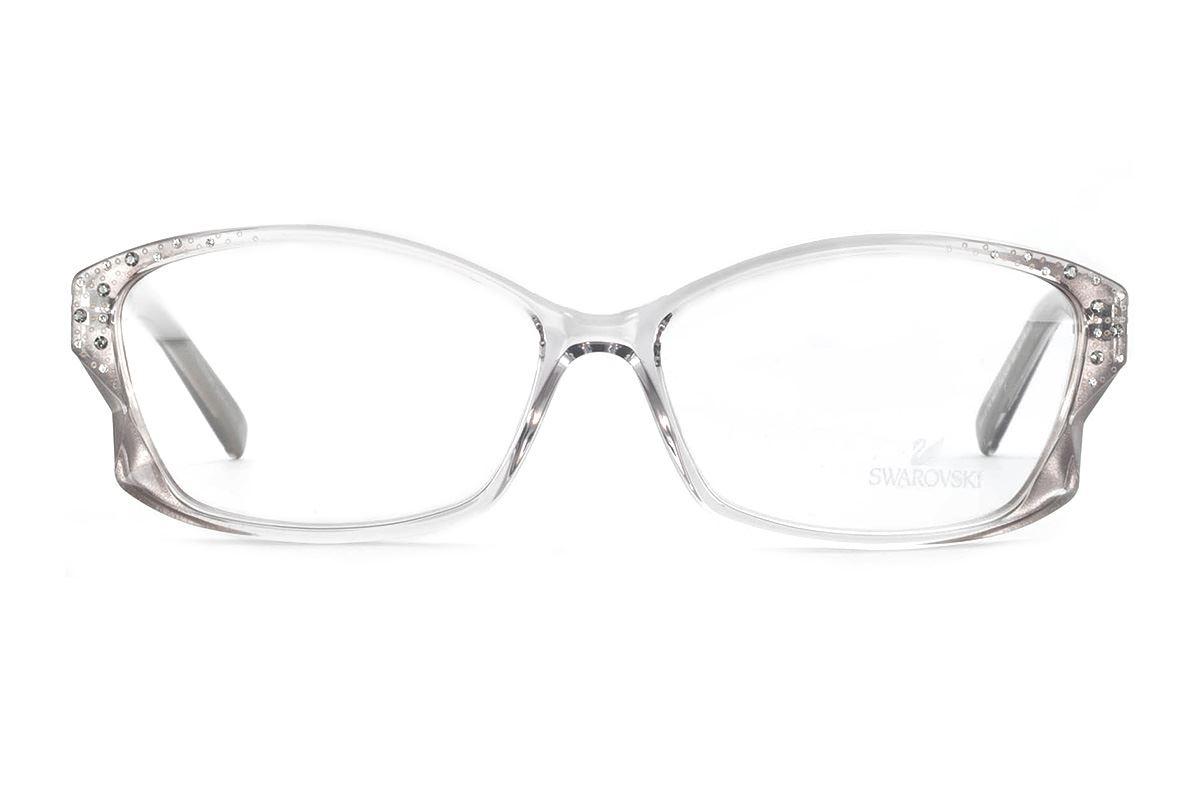 Swarovski 水晶眼镜框 SW5041-0202