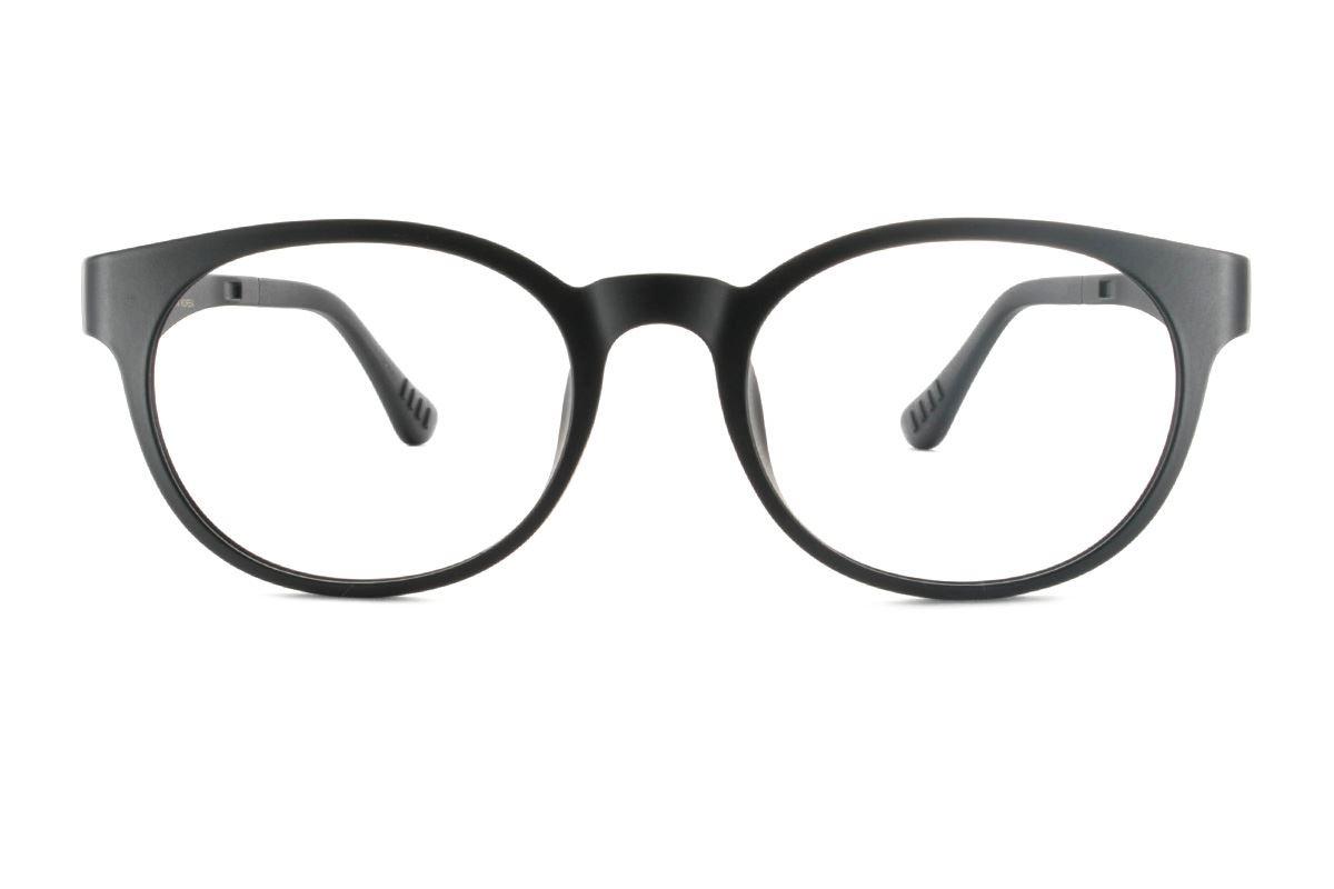 严选韩制塑钢眼镜 FCL1008-BA2