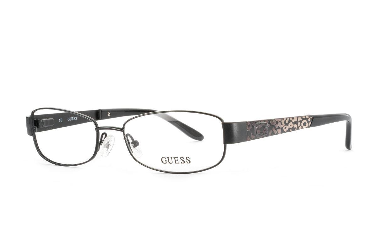 Guess 高質感眼鏡 GU2392-BLK1