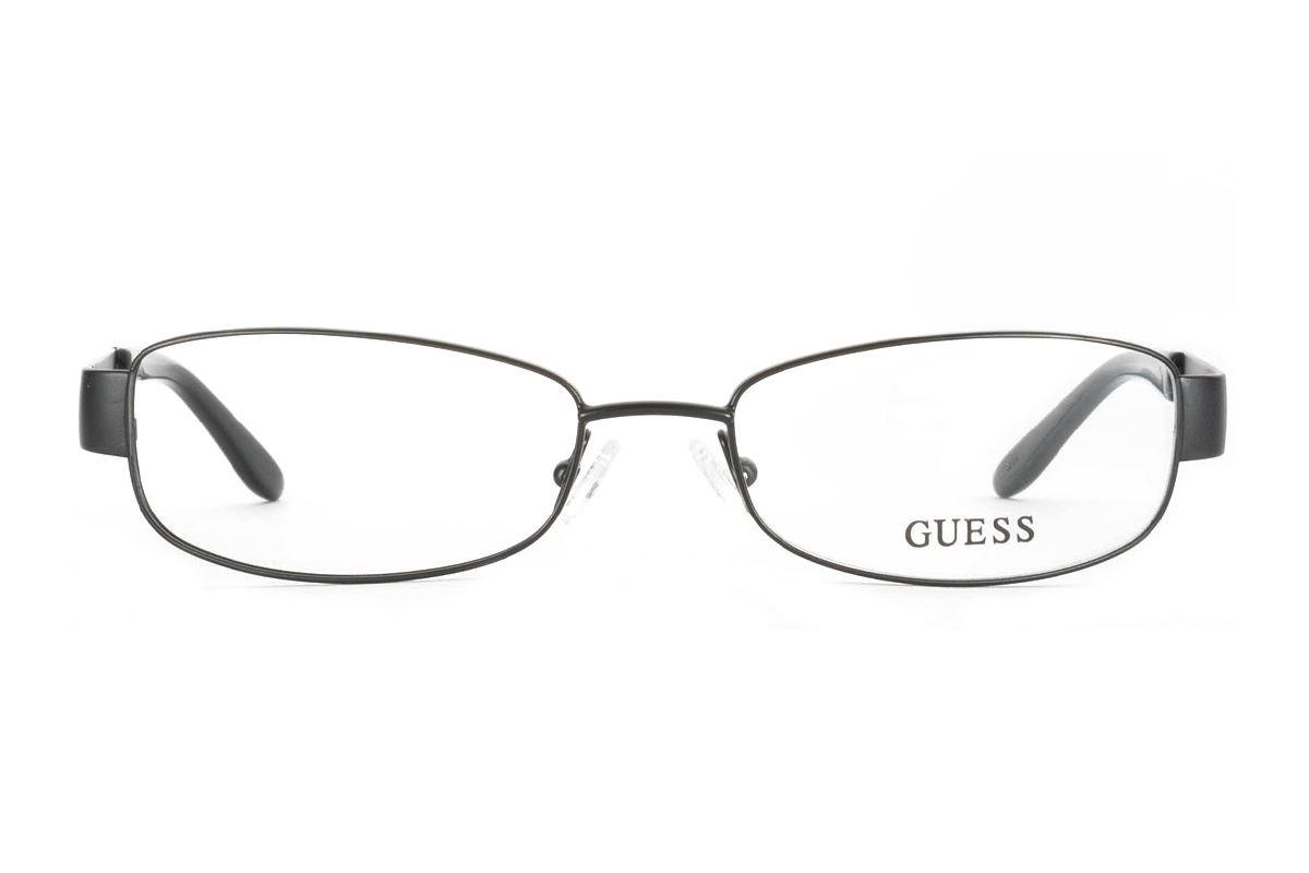 Guess 高質感眼鏡 GU2392-BLK2